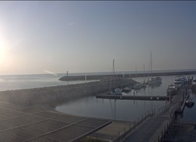 Webcam en direct du Port
