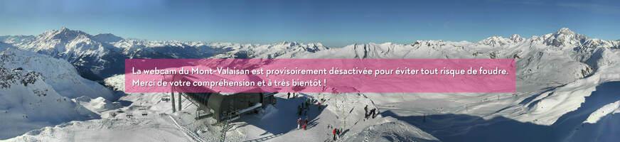 La Thuile - La Rosière - La Rosière - Mont Valaisan