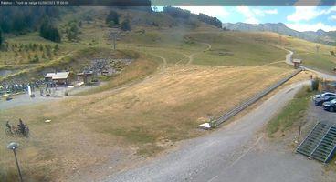 Vignette - Snow front