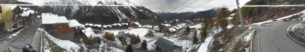 Webcam Front de Neige