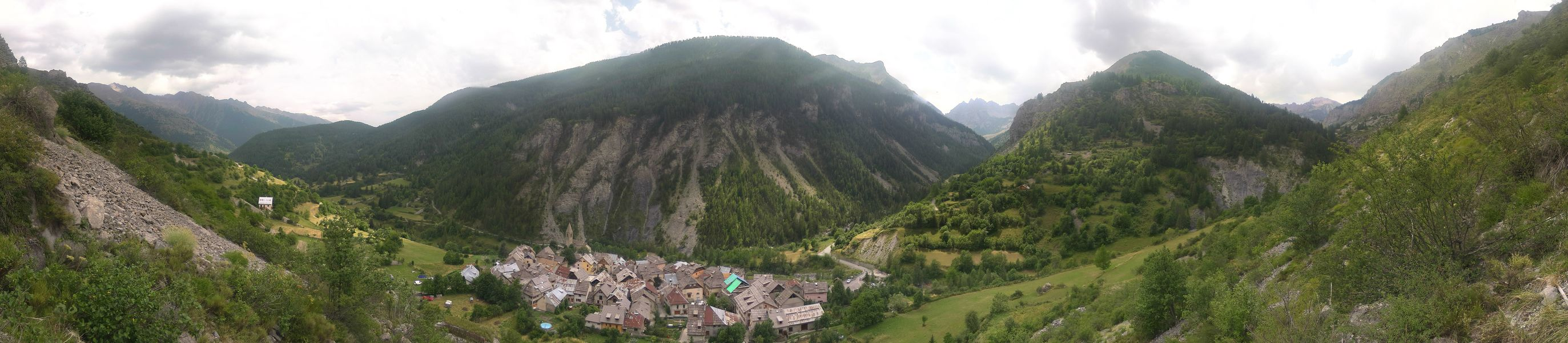 Webcam St Dalmas le Selvage - Mairie