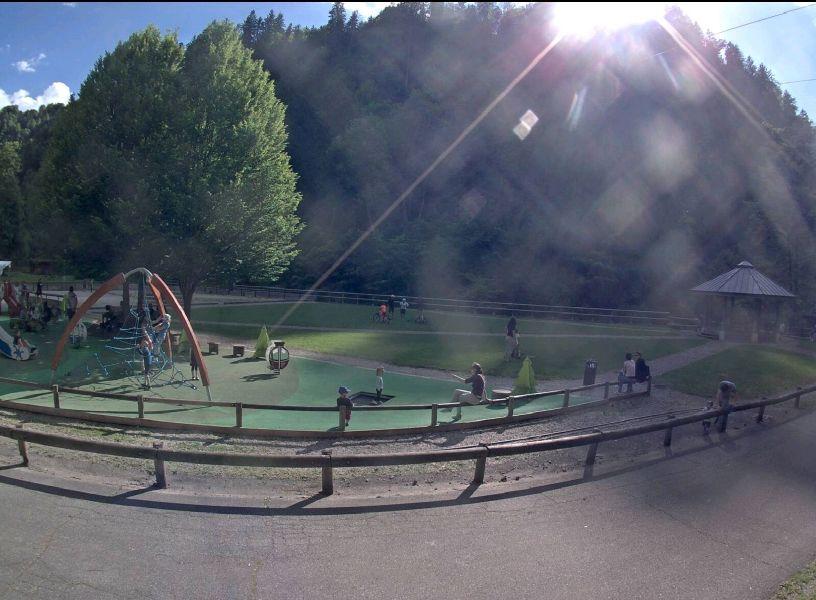 Vignette - Parc Thermal du Fayet