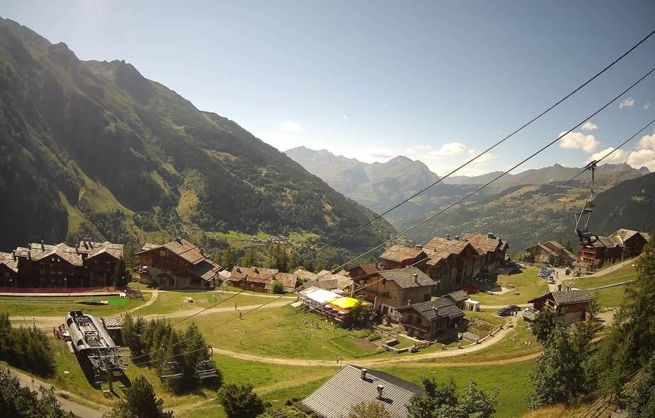 Sainte Foy-Tarentaise web cam - ski station