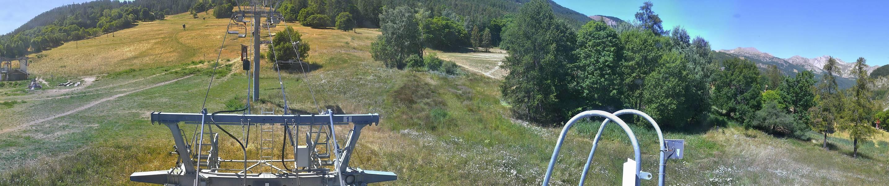 webcam Val d'Allos