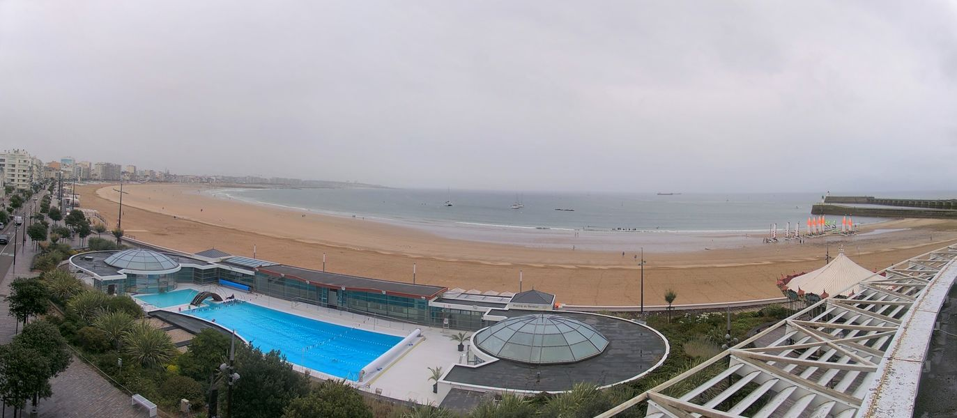 Webcam - Les Sables d'Olonne Beach